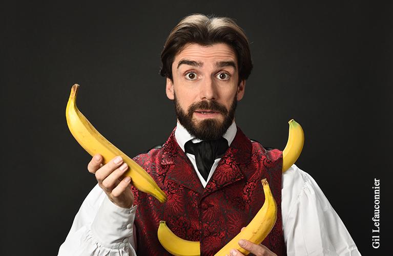 Le magicien des goûters d'anniversaire, Benoît Rosemont