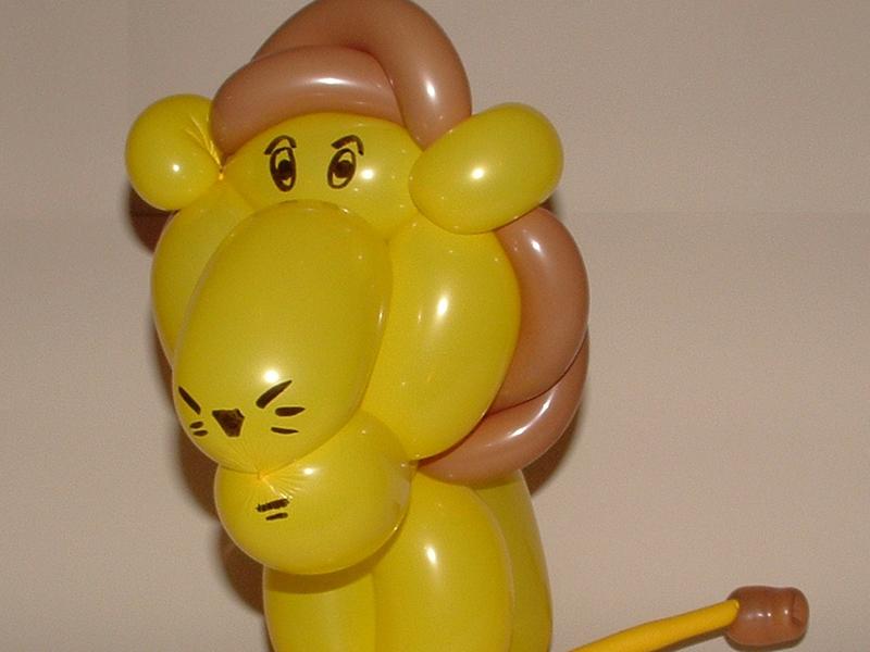 Modelage de ballons pour enfants