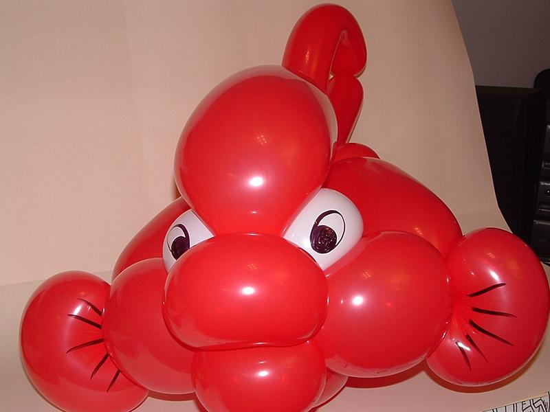 Ballons sculptés pour les enfants
